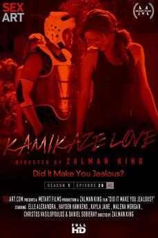 Kamikaze Love - Did It Make You Jealous?