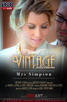 Vintage Collection - Mrs. Simpson