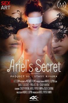 Ariel's Secret - Project 5 Stasy Rivera