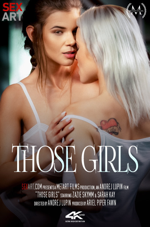 Those Girls featuring Zazie Skymm,Sarah Kay by Andrej Lupin