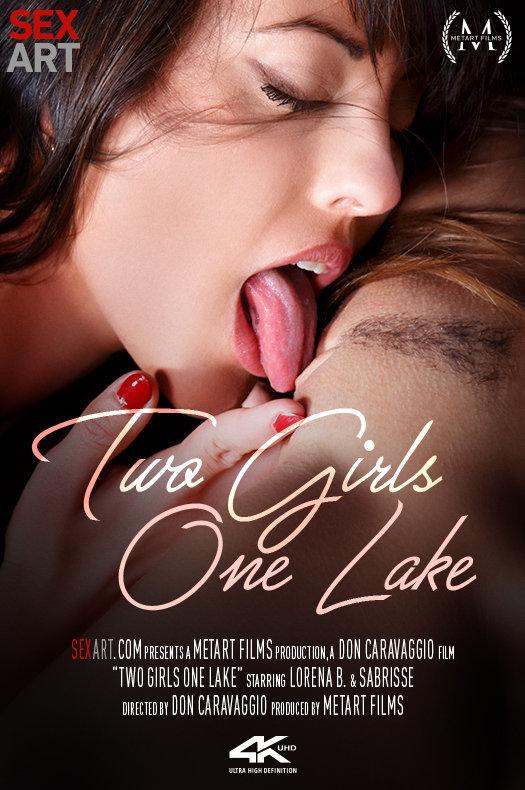 Two Girls One Lake
