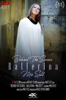 Behind The Scenes: Ballerina - Mia Split