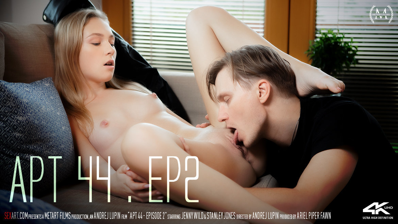 SexArt – Apt. 44 Episode 2 – Jenny Wild, Kira Queen