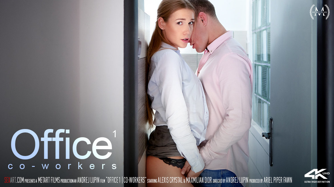 Office Episode 1 – Alexis Crystal