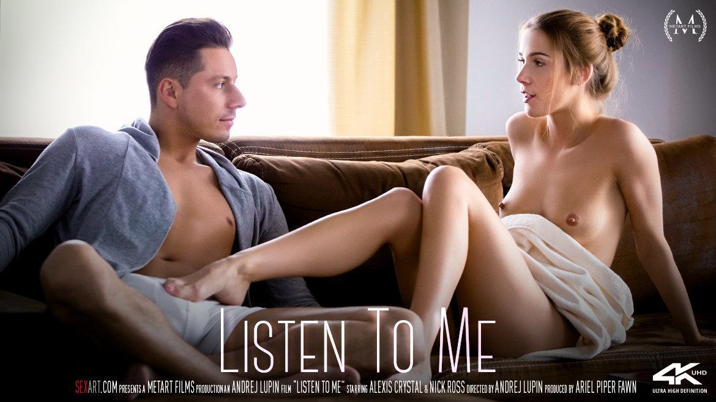 Listen To Me – Alexis Crystal
