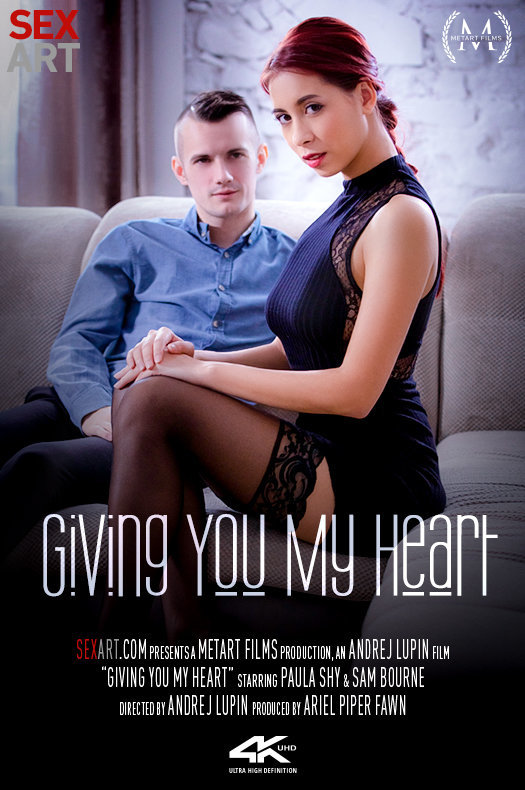 Giving You My Heart featuring Sam Bourne,Paula Shy by Andrej Lupin