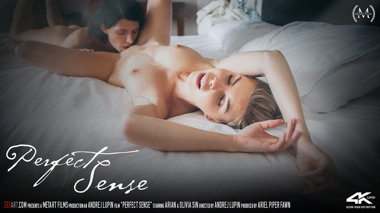 SexArt – Perfect Sense – Arian, Olivia Sin