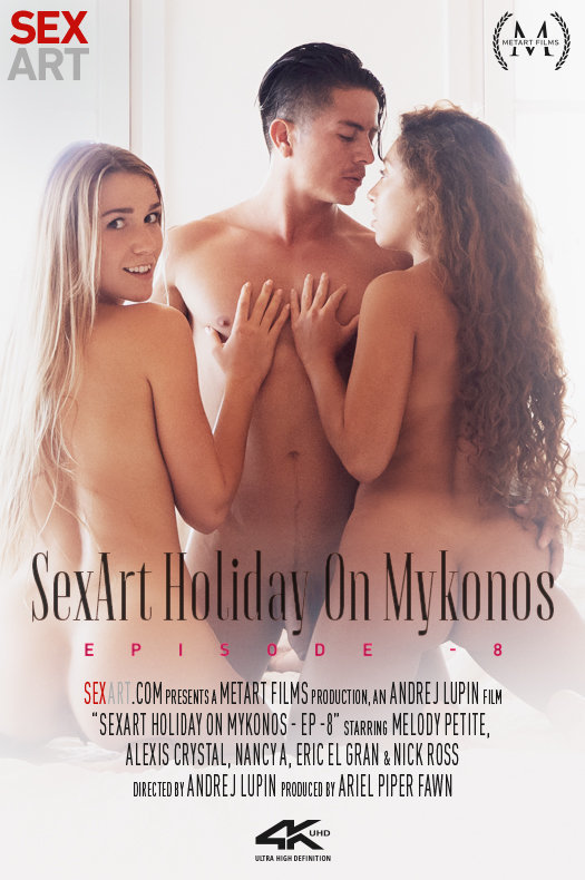 SexArt Holiday On Mykonos Episode 8