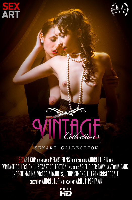 SexArt Collection - Vintage Collection 1