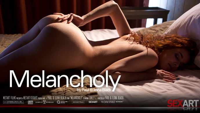 Melancholy by Paul and Ilona Black Starring Emily J