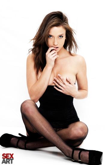 MetArt Contract Model Malena Morgan