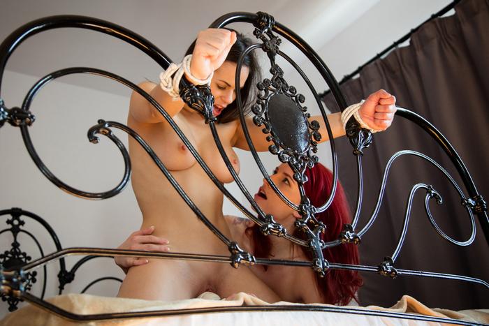 Like bondage who women Kinky Sex