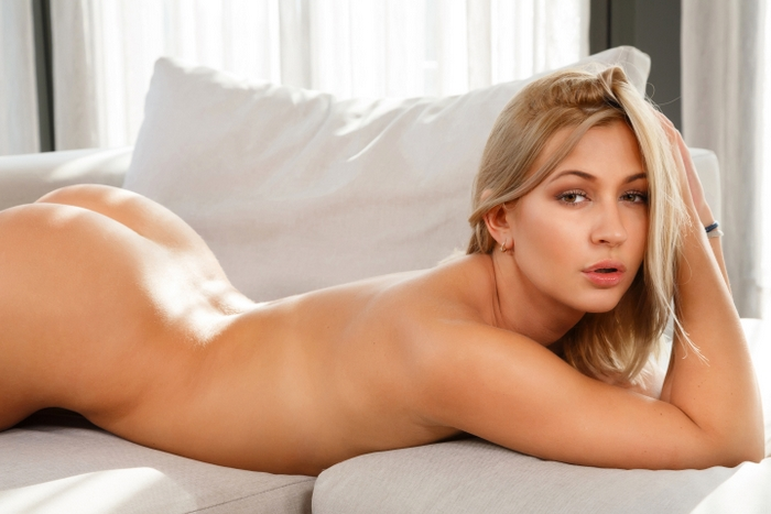 Female woman masturbate dick and facial