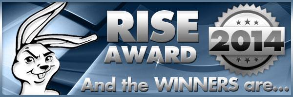 Rabbit's Reviews Rise Awards