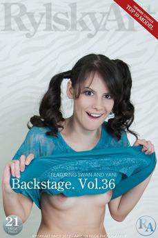 Backstage. Vol.36