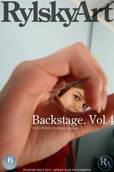 Backstage. Vol.4