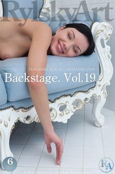 Backstage. Vol.19