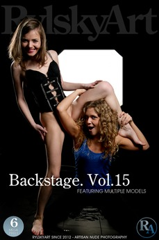 Backstage. Vol.15