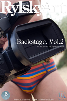 Backstage. Vol.2