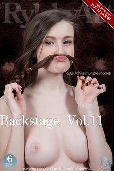 Backstage. Vol.11