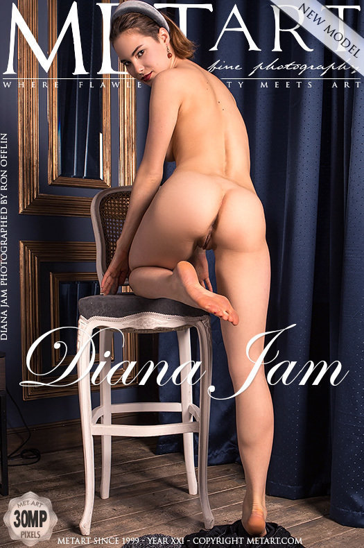 Presenting Diana Jam