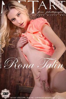 Presenting Rona Talin