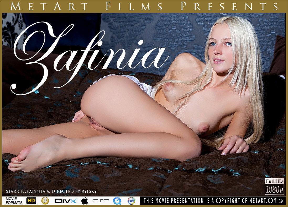 "Alysha A Nude alysha a - ""zafinia"" :: metart movie"