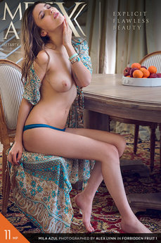 Mila Azul: Forbidden Fruit 1