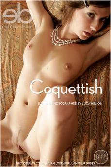 Coquettish
