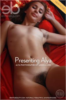 Presenting Alya