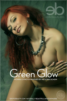 Erotic Beauty Green Glow Monika E