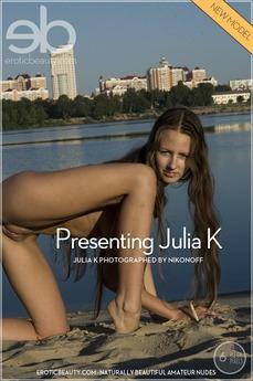 """Julia K"""