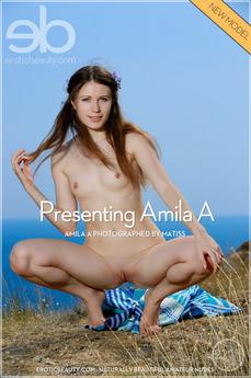 Presenting Amila A 1