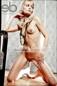 Presenting Susan A