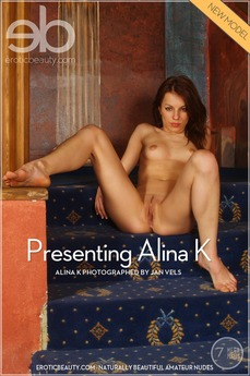 Presenting Alina K