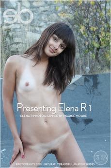 Presenting Elena R 1