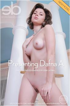 """Dafna A"""