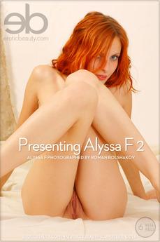 """""""Alyssa F"""""""