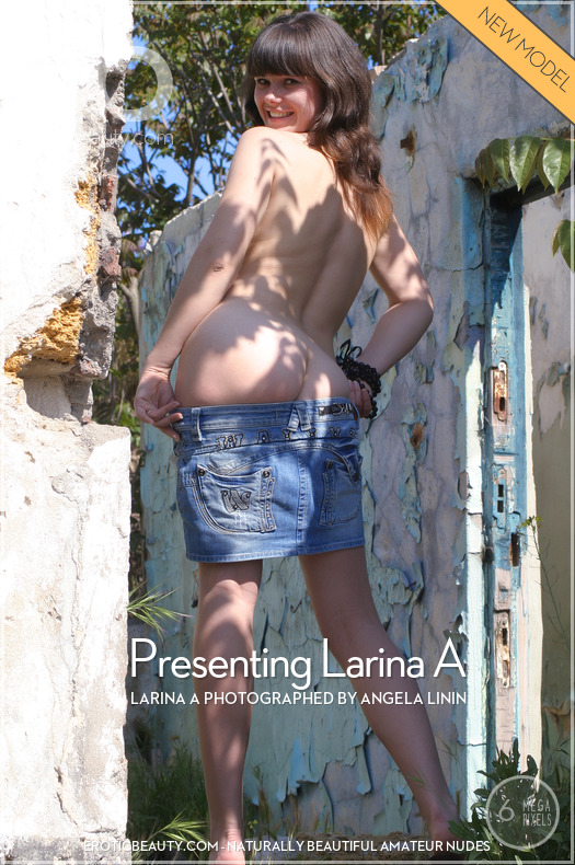 Presenting Larina A featuring Larina A by Angela Linin