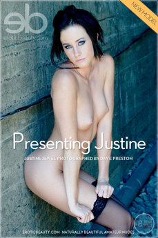 Presenting Justine