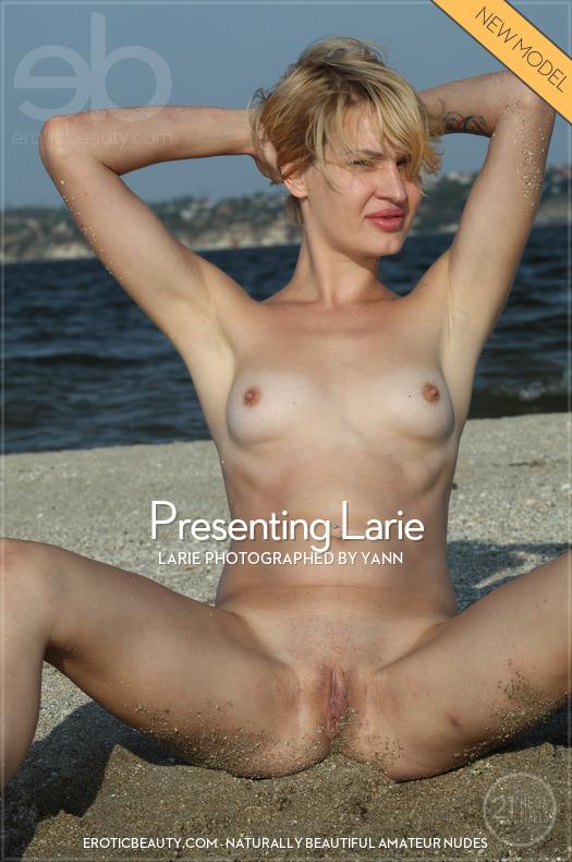 Presenting Larie