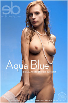 Erotic Beauty Aqua Blue Gisele A