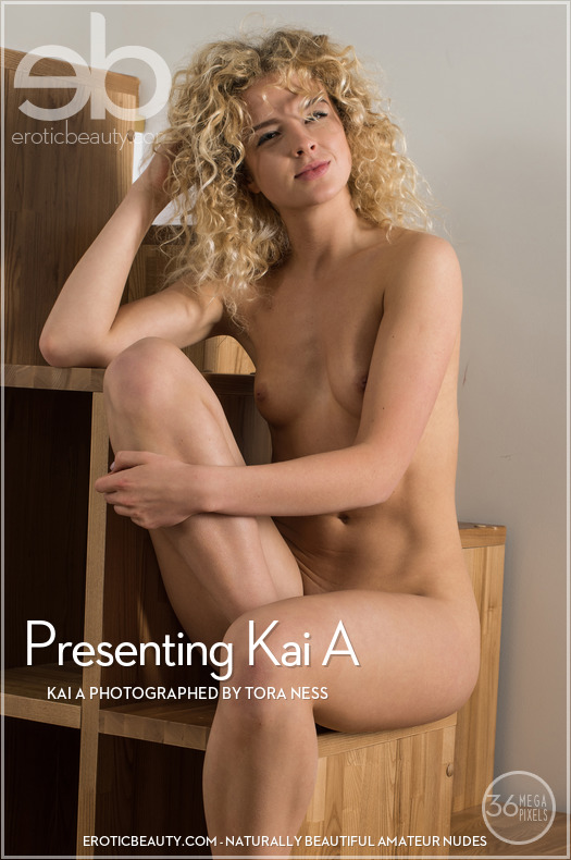 Presenting Kai A