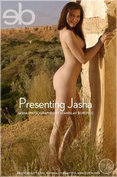 Presenting Jasha