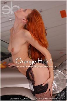 Orange Hair 1