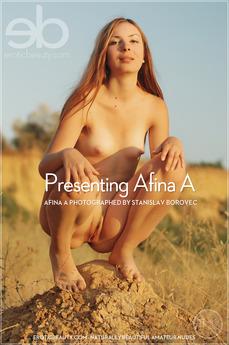 Presenting Afina A