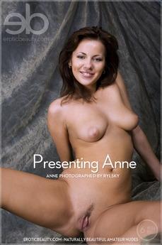Presenting Anne