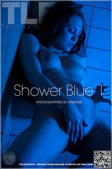 Shower Blue 1