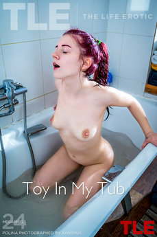 Toy In My Tub 1