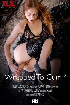 Wrapped To Cum 2